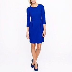 J Crew Structured Dress